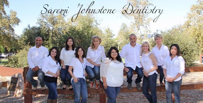 dentistry staff outside portrait